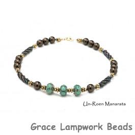 10505101 Herringbone Spiral Bracelet