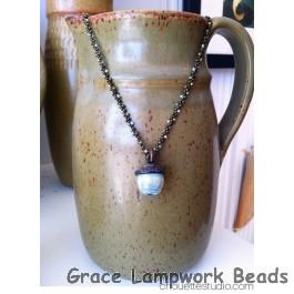 LC-Acorn Necklace