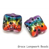 11008214 - Four Rainbow Balloons Pillow Beads