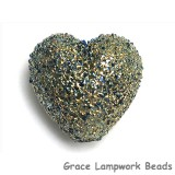 11817505 - Golden Green Metallic Heart