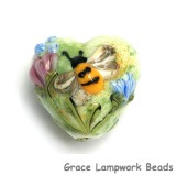 11830105 - Bumble Bee Garden Heart