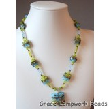 LC-Archipelago Beaded Necklace