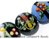 11002302 - Seven Multiple Color Lentil Beads