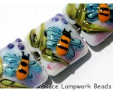 11007414 - Four Bumble Bee Dreams Pillow Beads