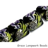 10508614 - Four Iris and Critter Pillow Beads