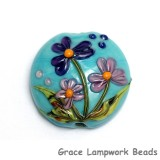 11834302 - Kiley's Bouquet Lentil Focal Bead