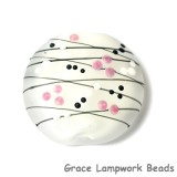 11835502 - Champagne Party Lentil Focal Bead