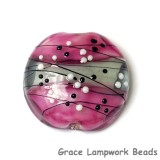 11835702 - Diva Party Lentil Focal Bead