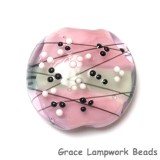 11836002 - Princess Party Lentil Focal Bead