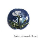 11836702 - Wedgewood Lentil Focal Bead
