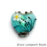 11838605 - Seafoam Florals Heart