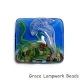 11838704 - Sea Jellies Pillow Focal Bead