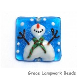 11839804 - Juggling Snowman Pillow Focal Bead