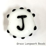 LTR-J: Letter J Single Bead