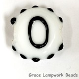 LTR-O: Letter O Single Bead