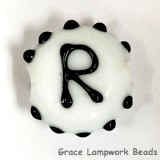 LTR-R: Letter R Single Bead