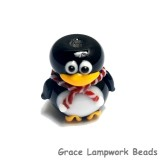 Penguin Focal Bead