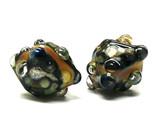 10902307 - Five Cheyenne Rock Crystal Beads