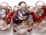 AB00911 - Sequoia Dusk Boro Graduated Beads