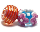 11000601 - Seven Multi-color Beads Set I