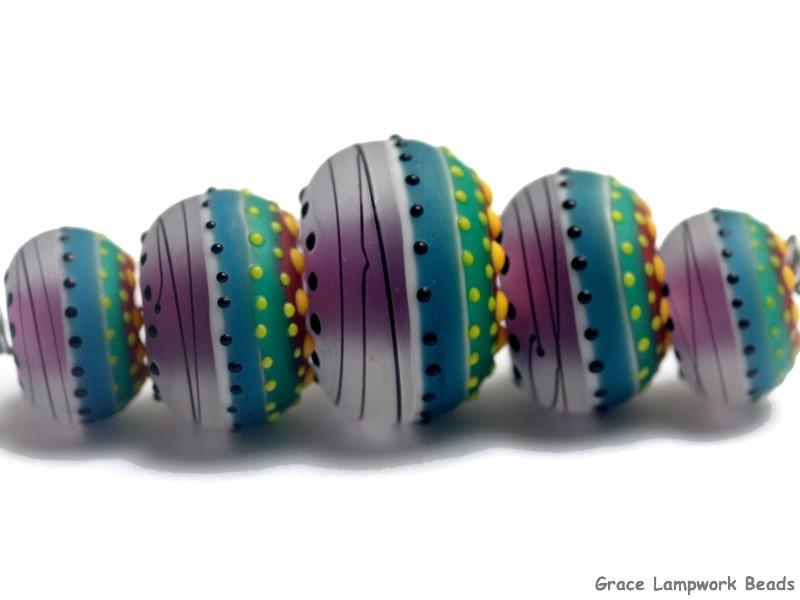 Grace Lampwork Beads 11009111