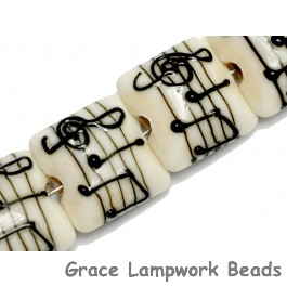 10306214 - Four Musical Notes Pillow Beads