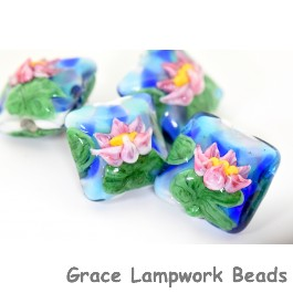 Water Lily Pillow Beads
