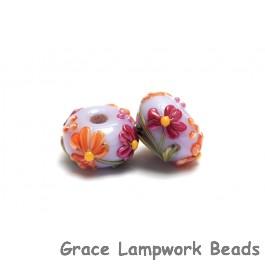 10604401 - Seven Morgan's Bouquet Rondelle Beads
