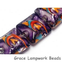 10604614 - Four Tropical Aquarium Pillow Beads