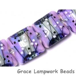 10604814 - Four Lilac Tea Party Pillow Beads