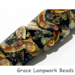 10902304 - Seven Cheyenne Rock Pillow Beads