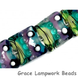 11008714 - Four Begonia Stripes Pillow Beads