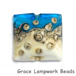 11807304 - Weave w/Bubble Pillow Focal Bead