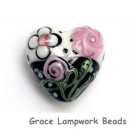 11809305 - Aunt Evelyn's Garden Heart