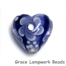 11811005 - Ink Blue w/White Heart