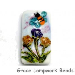 11830203 - Bumble Bee Dreams Kalera Focal Bead