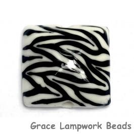 11830804 - Zebra Stripes Pillow Focal Bead