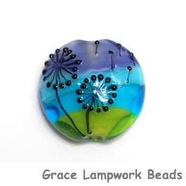 11837902 - Happy Wishes Lentil Focal Bead