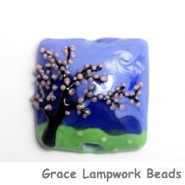 11838204 - Cherry Blossom Tree Pillow Focal Bead