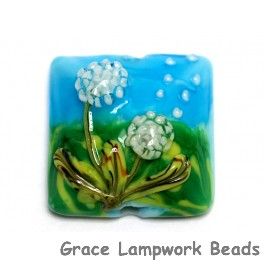11838904 - Dandelion Wishes Pillow Focal Bead