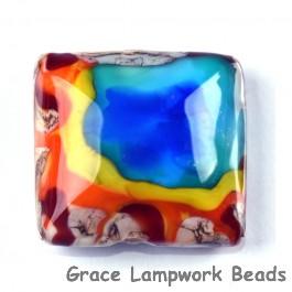 Yellowstone Midway Geyser Basin grace lampwork beads artisan handmade glass beads SRA
