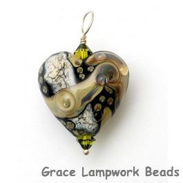HP-11816105 - Cheyenne Rock Heart Pendant
