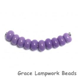 SP028 - Ten Lavender Spacer Beads