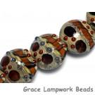 10305012 - Four Pepper Spice Lentil Beads