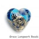 11815905 - Seashell Beach Heart Bead