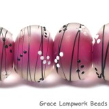 10109921 - Six Diva II Party Rondelle Beads