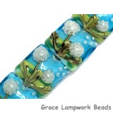 10414414 - Four Dandelion Wishes Pillow Beads