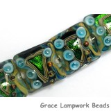 10508314 - Four Mirage Lake Pillow Beads