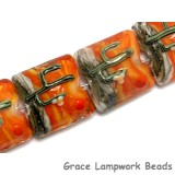 10707614 - Four Cactus Sunset Pillow Beads