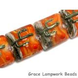 10707614 - Four Cactus Sunset Pillow Beads